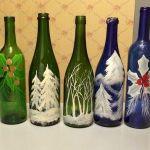 76 Best DIY Wine Bottle Craft Ideas (24)