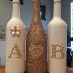 76 Best DIY Wine Bottle Craft Ideas (58)