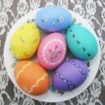 90 Awesome DIY Easter Eggs Ideas (44)
