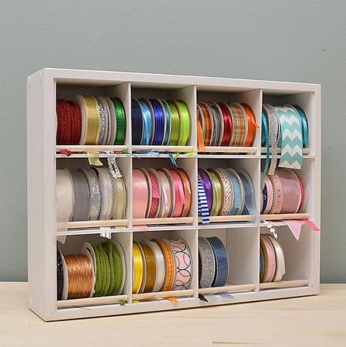 20 Best DIY Furniture Storage Ideas for Crafts (11)