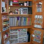 20 Best DIY Furniture Storage Ideas for Crafts (20)