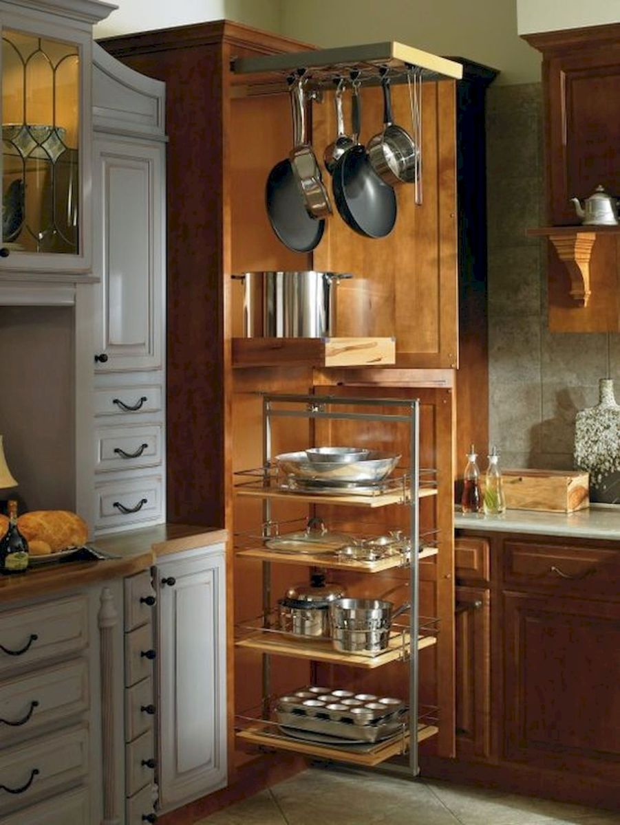 30 Awesome DIY Kitchen Cabinets Ideas (26)
