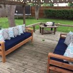 30 Awesome DIY Patio Furniture Ideas (1)