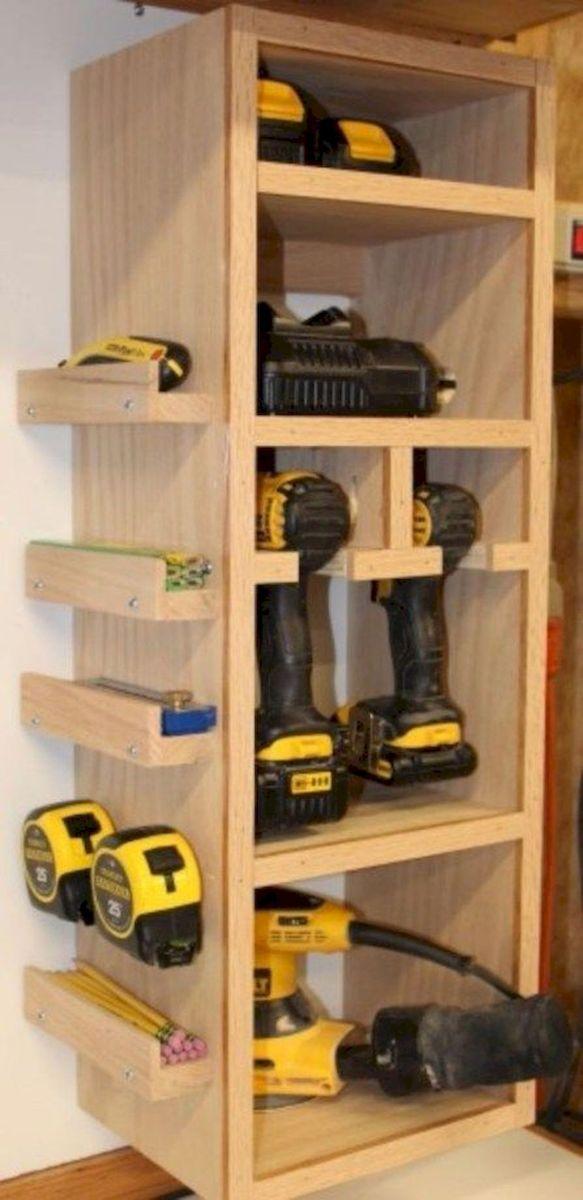 40 Inspiring DIY Garage Storage Design Ideas on a Budget (23)
