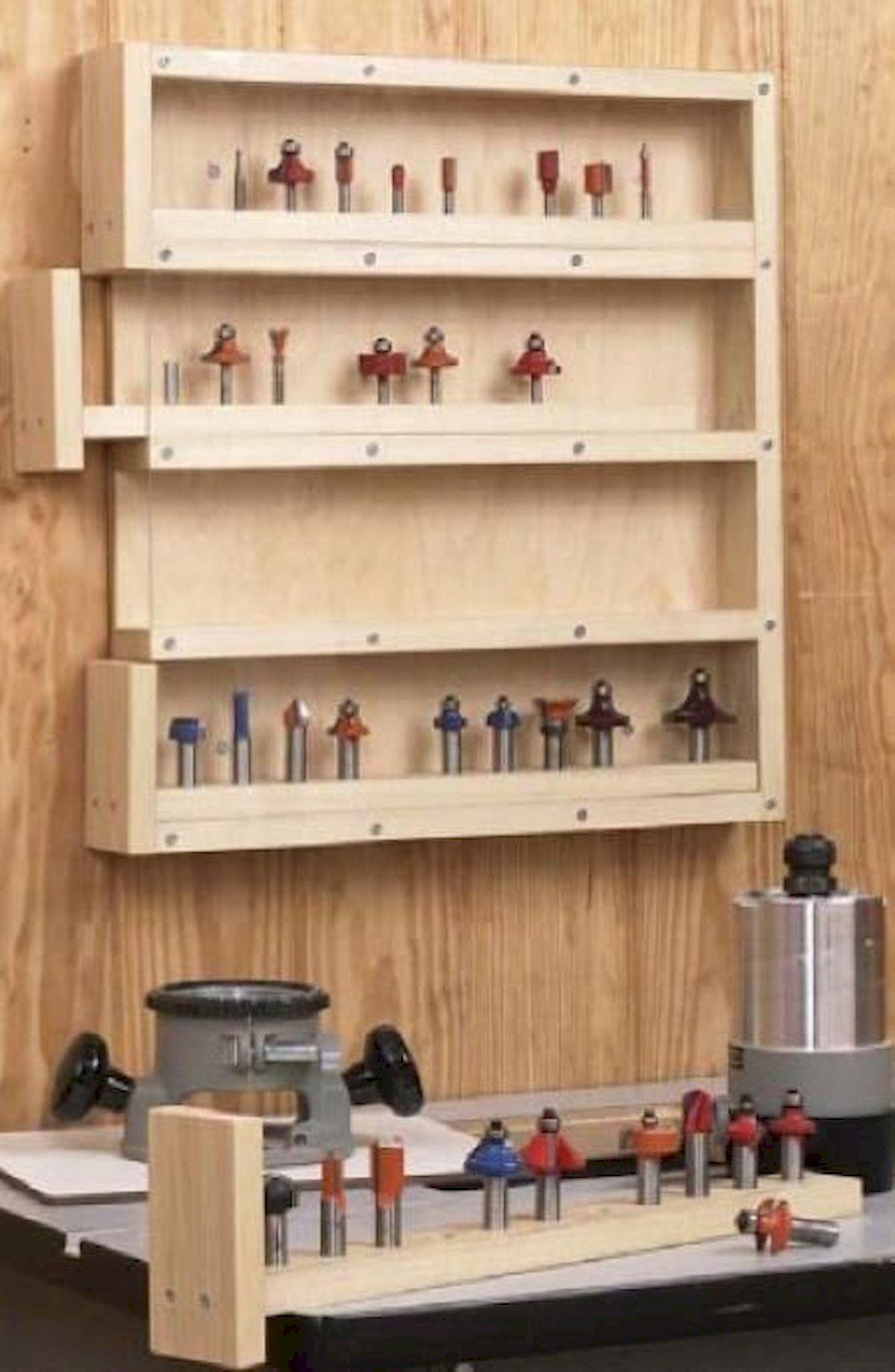 40 Inspiring DIY Garage Storage Design Ideas On A Budget (5)