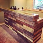 50 Amazing DIY Pallet Kitchen Cabinets Design Ideas (32)