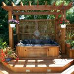 60 Awesome DIY Backyard Privacy Design and Decor Ideas (39)