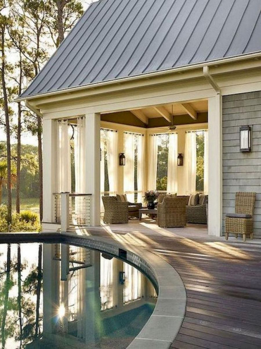 60 Awesome DIY Backyard Privacy Design and Decor Ideas (52)