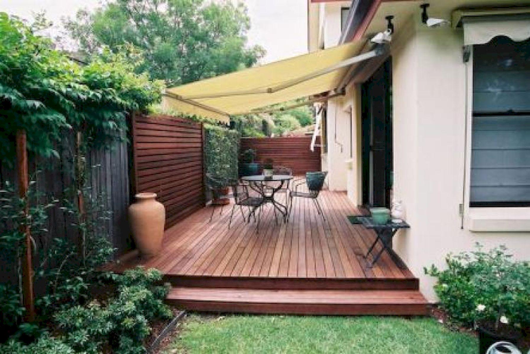 60 Awesome DIY Backyard Privacy Design And Decor Ideas (54)
