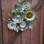 60 Creative DIY Garden Art From Junk Design Ideas (51)
