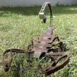 60 Creative DIY Garden Art From Junk Design Ideas (9)