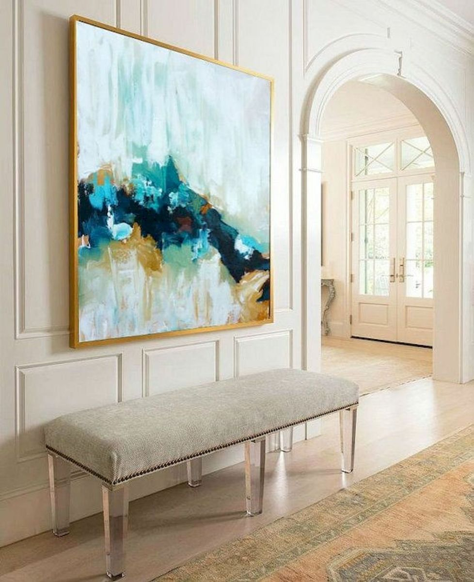 60 Easy DIY Canvas Painting Ideas for Decorate Your Home (40)