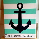 60 Easy DIY Canvas Painting Ideas for Decorate Your Home (44)