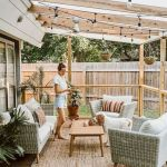 50 Best DIY Backyard Patio And Decking Design Ideas (44)