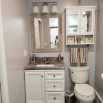 50 Best DIY Storage Design Ideas to Maximize Your Small Bathroom Space (16)