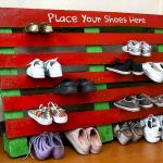 50 Fantastic DIY Shoes Rack Design Ideas (16)