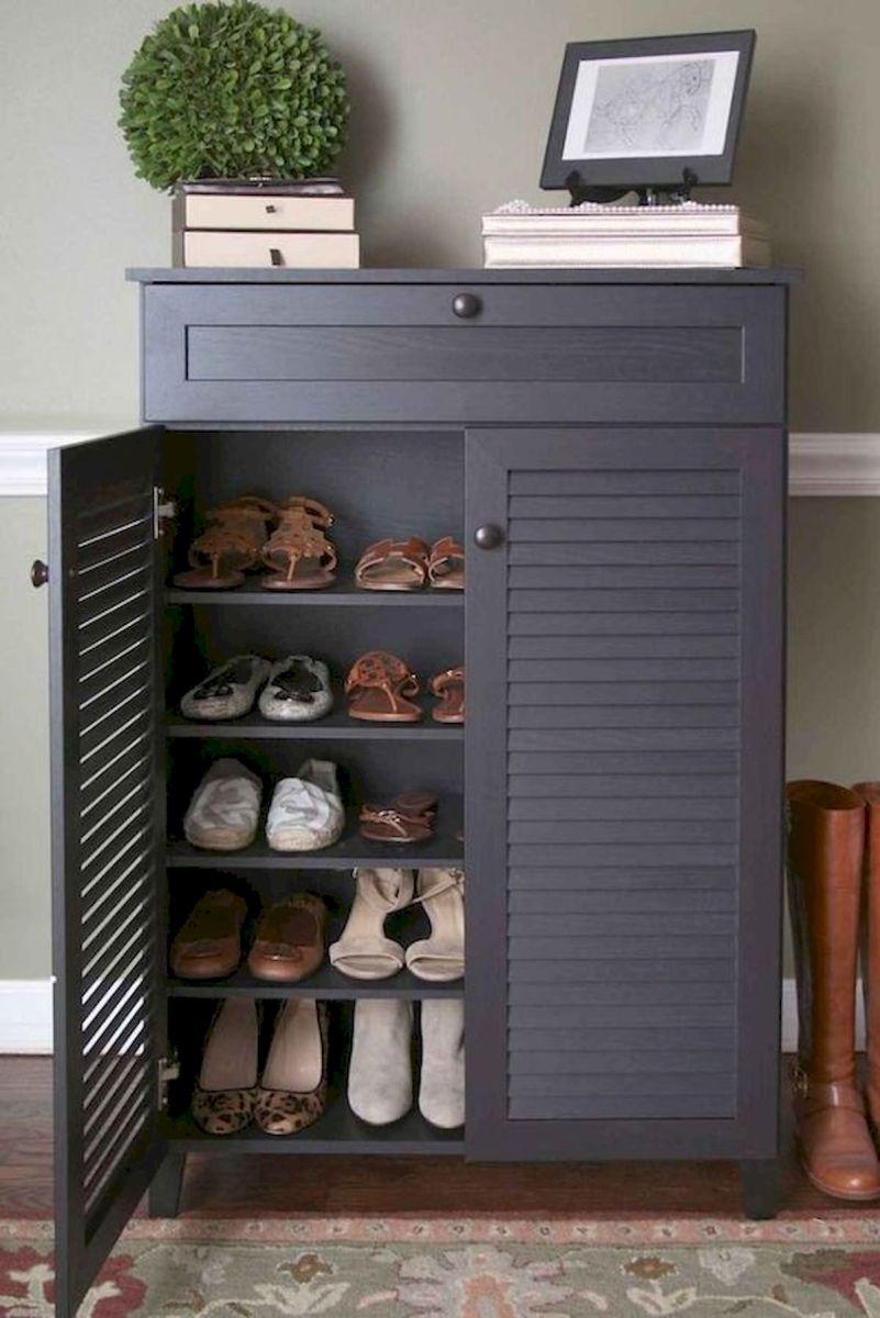 50 Fantastic DIY Shoes Rack Design Ideas (19)