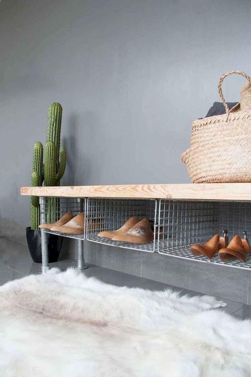 50 Fantastic DIY Shoes Rack Design Ideas (25)