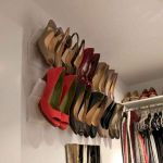 50 Fantastic DIY Shoes Rack Design Ideas (42)