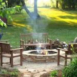 60 Amazing DIY Outdoor and Backyard Fire Pit Ideas On A Budget (15)