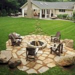 60 Amazing DIY Outdoor And Backyard Fire Pit Ideas On A Budget (23)