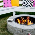 60 Amazing DIY Outdoor and Backyard Fire Pit Ideas On A Budget (49)