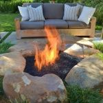 60 Amazing DIY Outdoor And Backyard Fire Pit Ideas On A Budget (60)