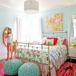 60 Cute DIY Bedroom Design and Decor Ideas for Kids (31)