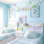 60 Cute DIY Bedroom Design And Decor Ideas For Kids (50)