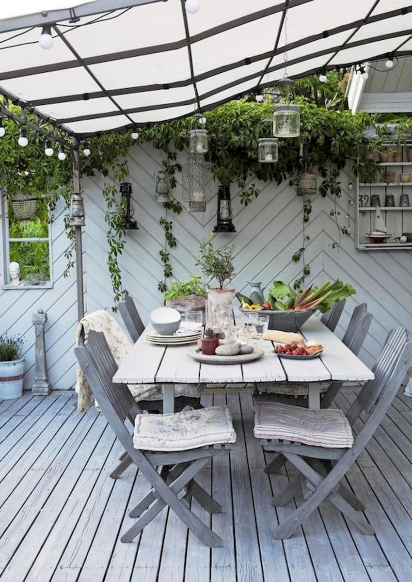 50 Awesome DIY Hanging Plants Ideas For Modern Backyard Garden (19)