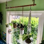 50 Awesome DIY Hanging Plants Ideas For Modern Backyard Garden (30)