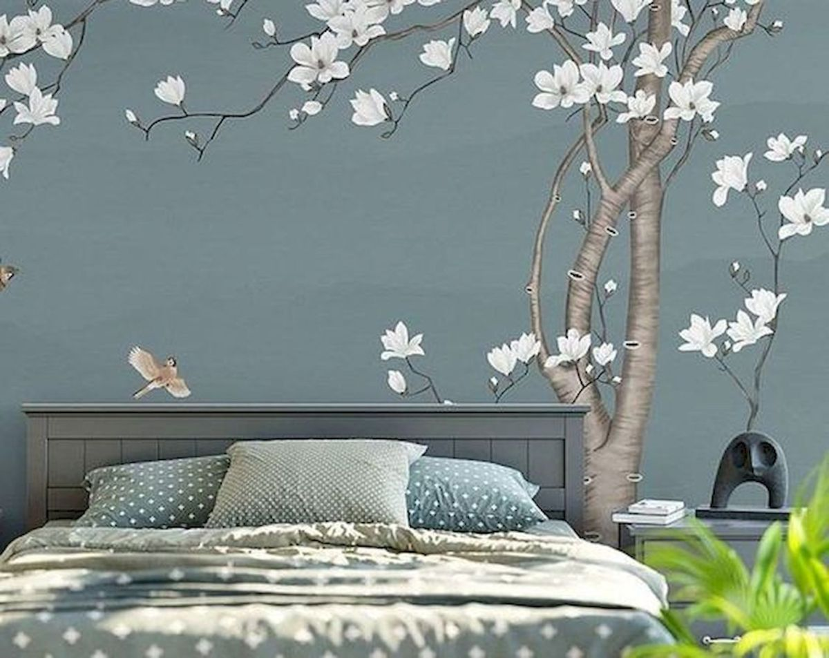 44 Easy but Awesome DIY Wall Painting Ideas to Decorate Your Home (13)