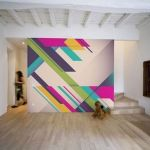 44 Easy but Awesome DIY Wall Painting Ideas to Decorate Your Home (19)