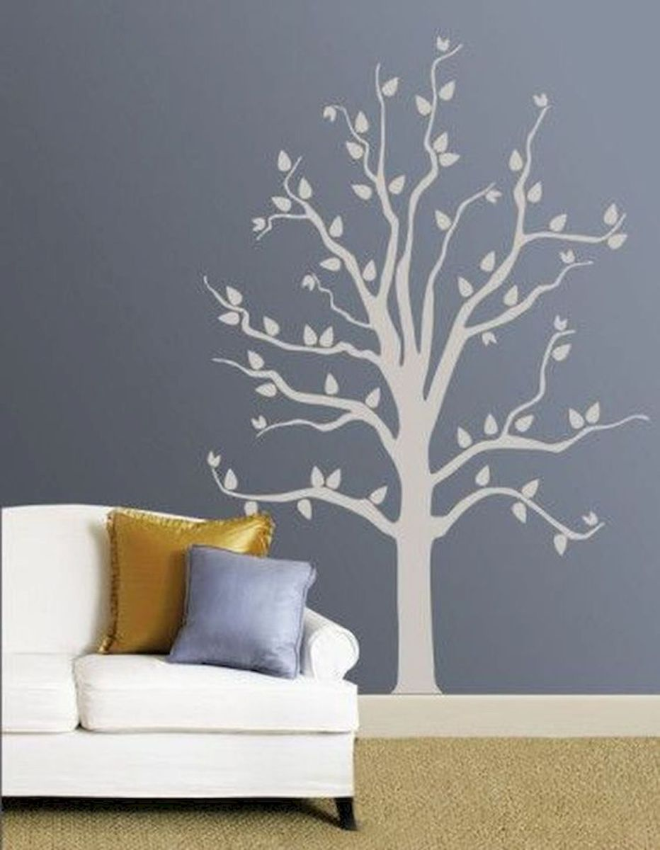 44 Easy but Awesome DIY Wall Painting Ideas to Decorate Your Home (28)