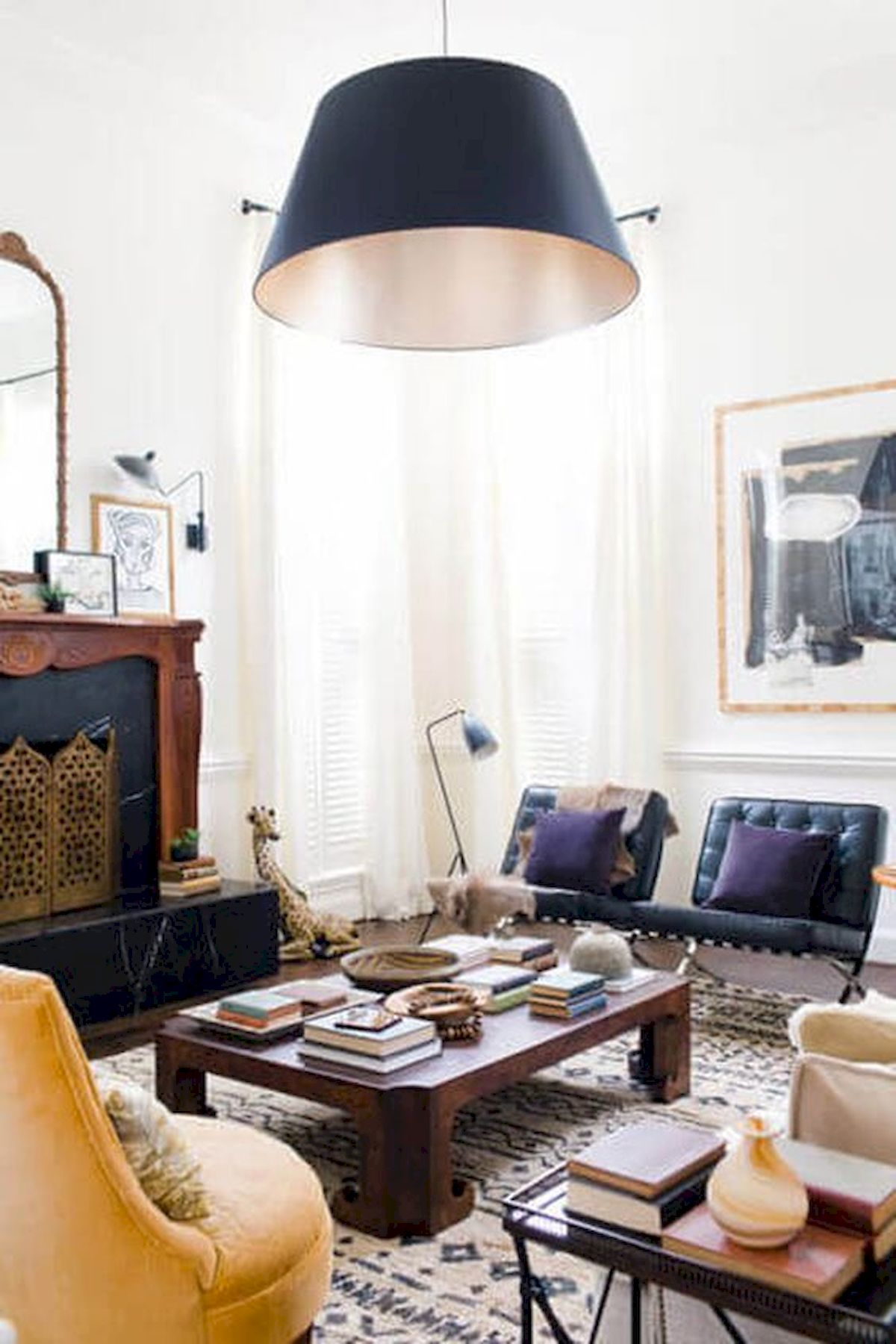 45 Brilliant DIY Living Room Design And Decor Ideas For Small Apartment (15)