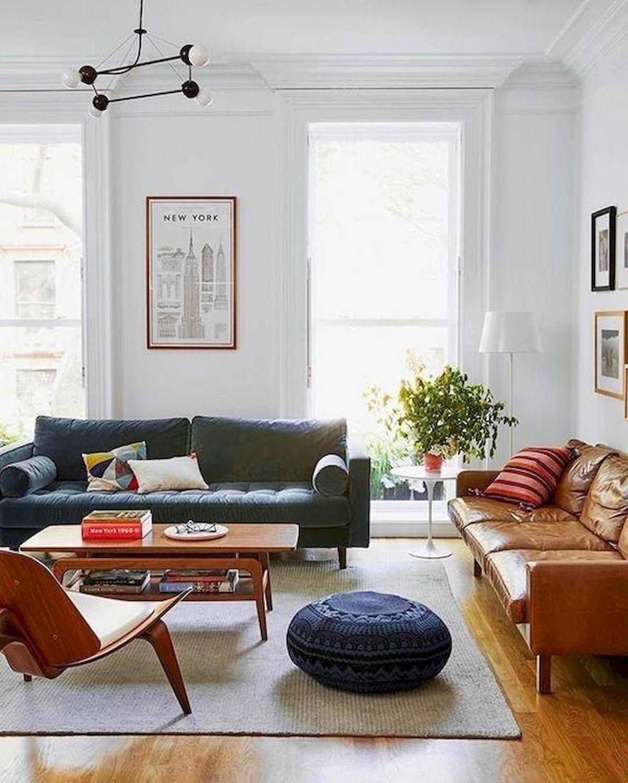 45 Brilliant DIY Living Room Design And Decor Ideas For Small Apartment (27)