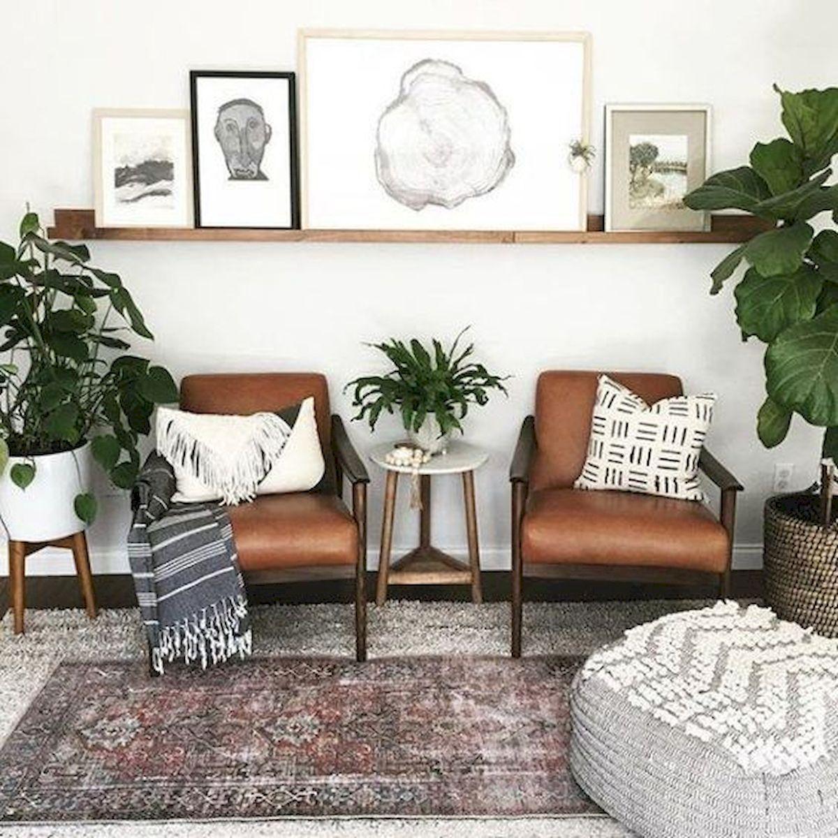 45 Brilliant DIY Living Room Design and Decor Ideas for Small Apartment (7)