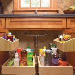 46 Creative DIY Small Kitchen Storage Ideas (23)