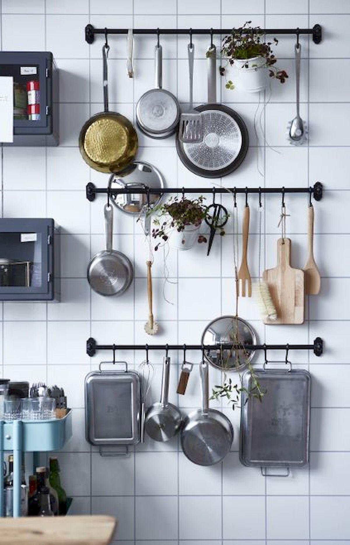 46 Creative DIY Small Kitchen Storage Ideas (9)