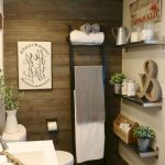 50 Fantastic DIY Modern Farmhouse Bathroom Remodel Ideas (30)