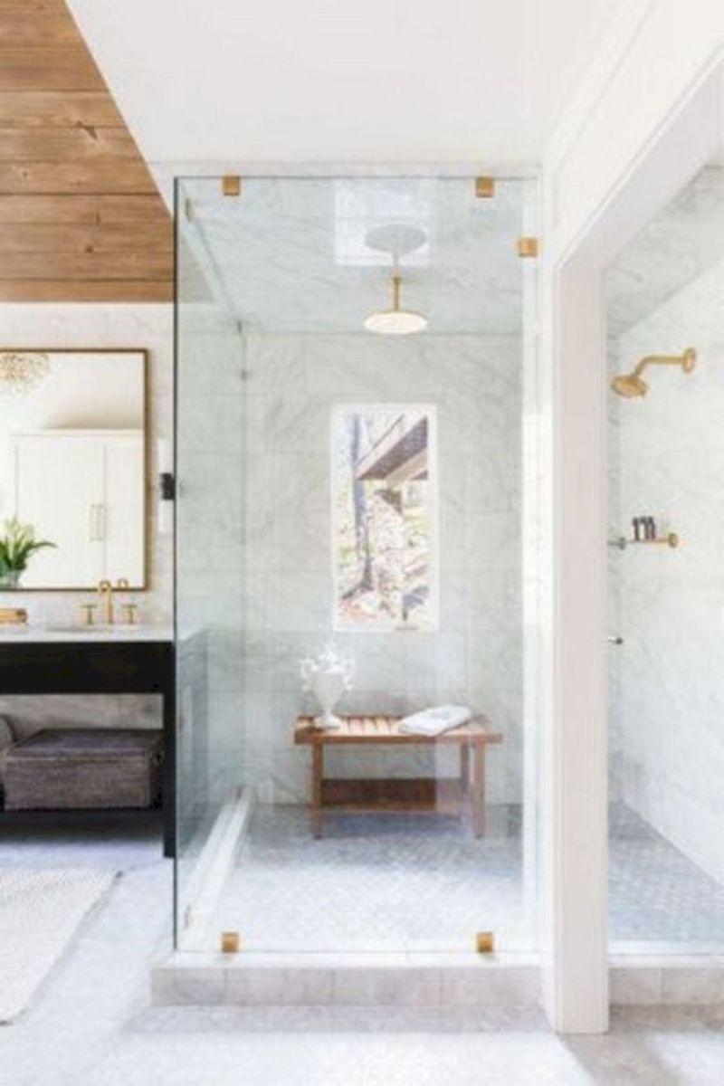 50 Fantastic DIY Modern Farmhouse Bathroom Remodel Ideas (42)