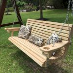 30 Creative DIY Wooden Pallet Swing Chair Ideas (21)