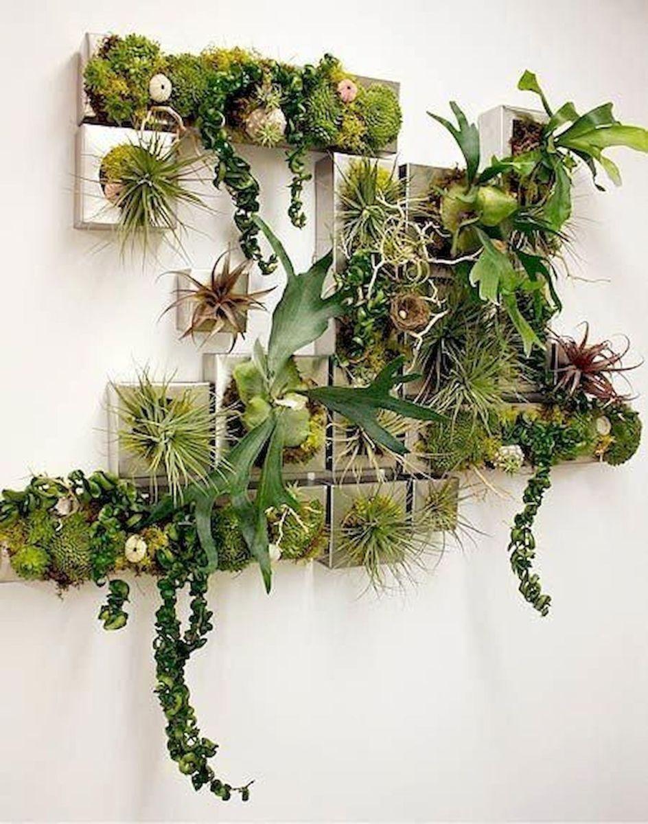 44 Creative DIY Vertical Garden Ideas To Make Your Home Beautiful (34)