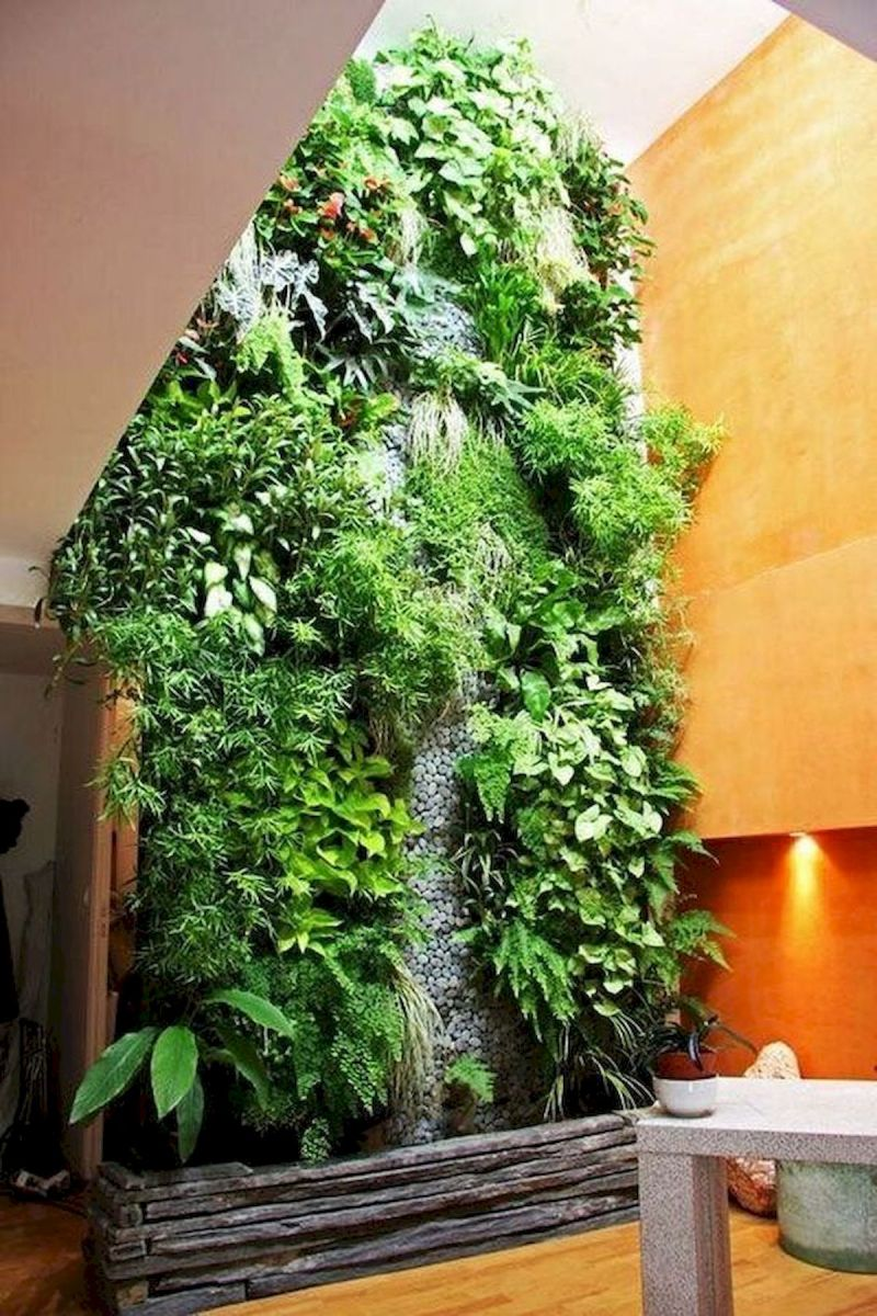 44 Creative DIY Vertical Garden Ideas To Make Your Home Beautiful (40)