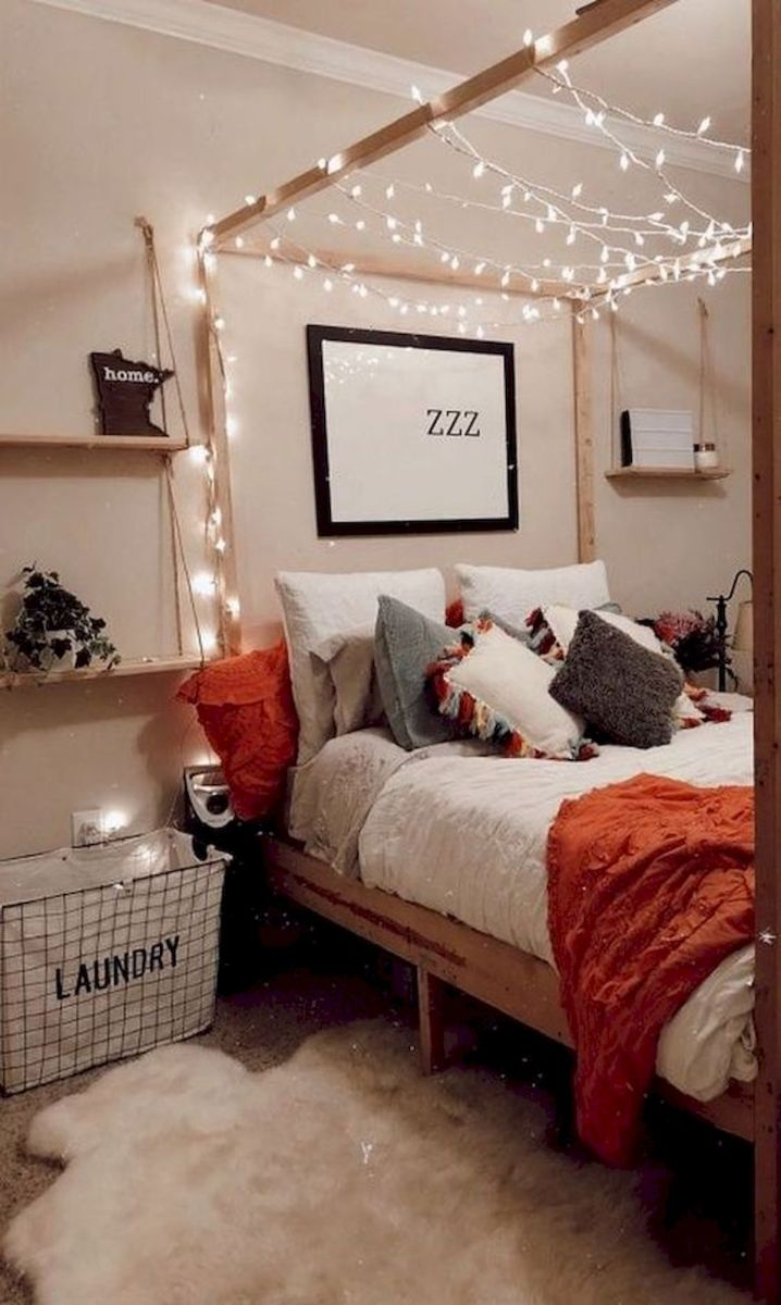 30 Awesome DIY Fall Decoration Ideas For Your Bedroom (24)