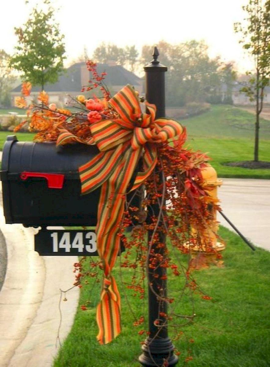 35 Beautiful DIY Fall Outdoor Decor Ideas You Will Like (8)
