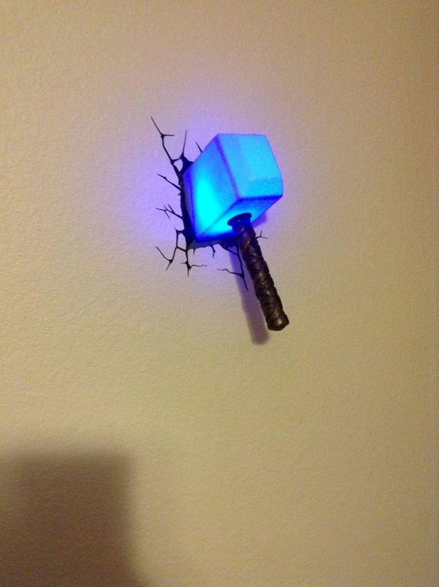 40 Creative DIY Lamps Decoration Ideas for Your Home (4)