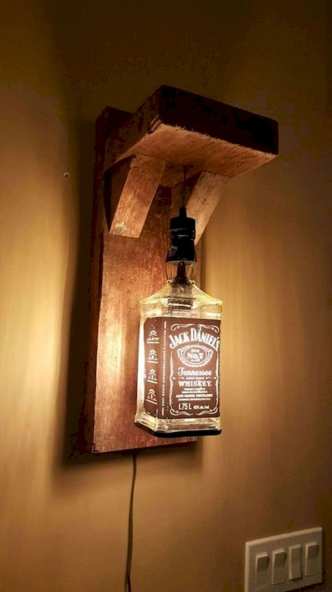 40 Creative DIY Lamps Decoration Ideas for Your Home (6)