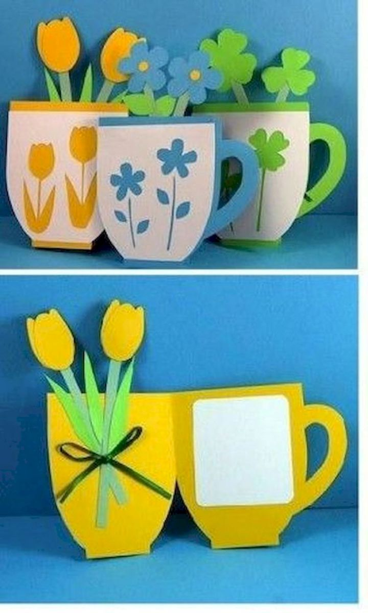 40 Easy But Awesome DIY Crafts Ideas For Kids (13)
