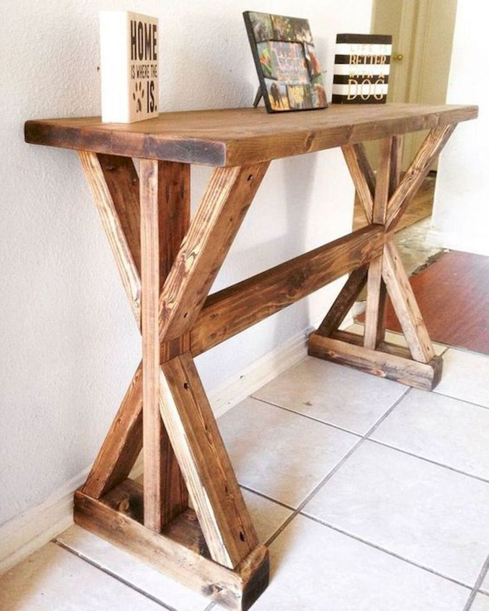 21 Creative DIY Woodworking Project Ideas To Make Your Home More Beautiful (19)